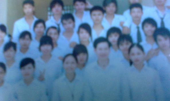 kỷ niệm năm học cuối cấp